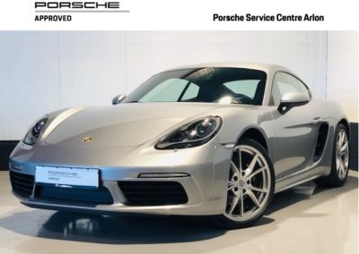PORSCHE 718 CAYMAN 2.0 TURBO 6 vitesses