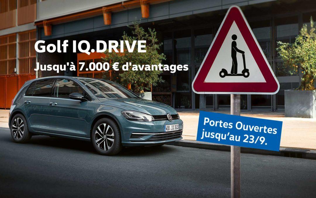 Offre Portes Ouvertes Volkswagen