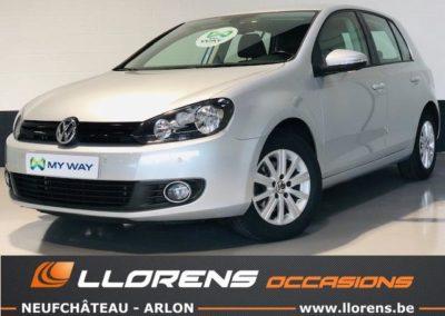 Volkswagen Golf VI 1.6 CR TDi Trendline DPF 4/5-Portes