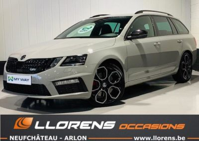 Skoda Octavia SW RS 2.0 TFSI RS245 Break