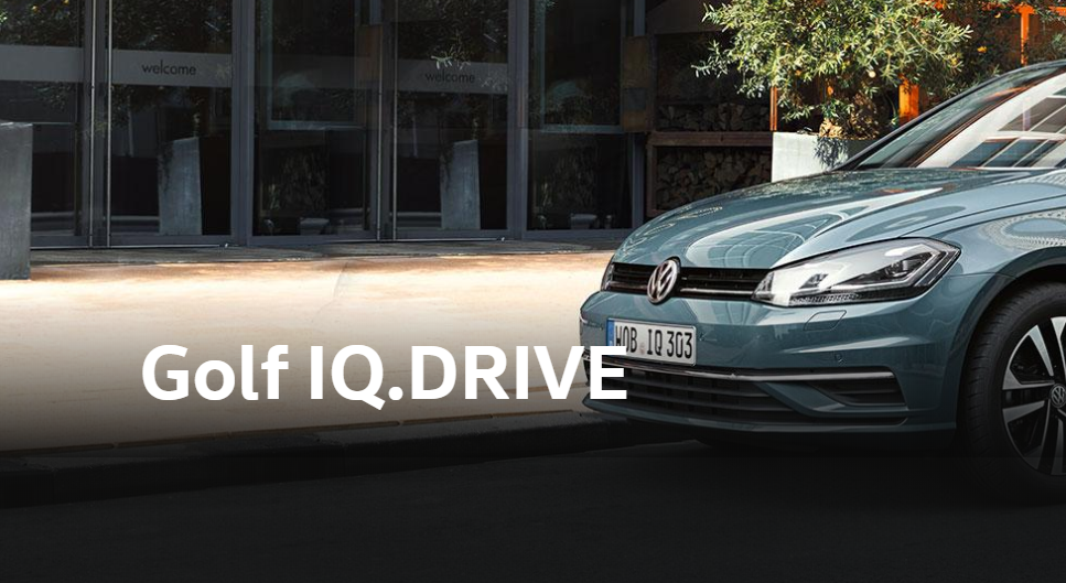 Golf IQ Drive
