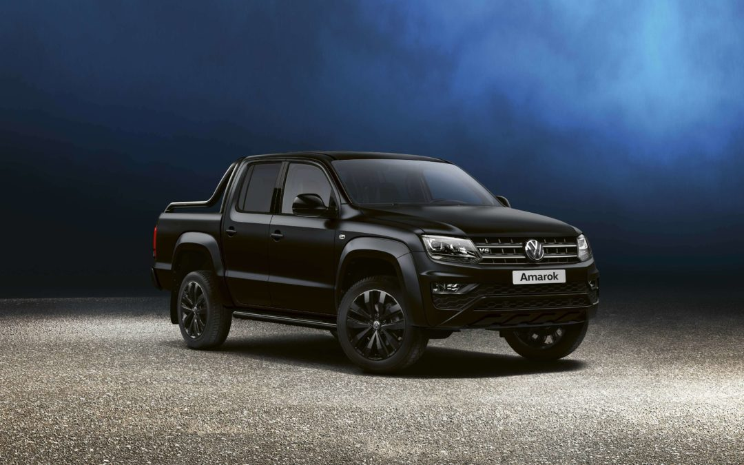 Amarok Shadow Edition