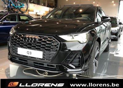 Audi Q3 Sportback 35 TDi S line S tronic (EU6d-TEMP) SUV