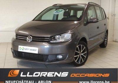Volkswagen Touran 1.6 CR TDi Trendline Monospace