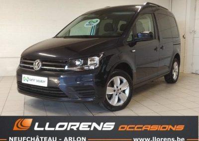 Volkswagen Caddy 1.4 TSI Dark & Cool (EU6.2) Monospace
