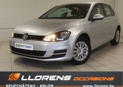 Volkswagen Golf VII 1.6 CR TDi Trendline DSG 4/5-Portes
