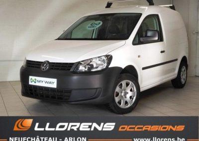 Volkswagen CADDY VAN – 2011 1.2 TSI Startline Utilitaire