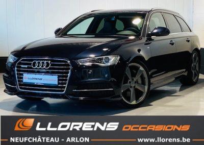 Audi A6 Avant 3.0 TFSI quattro 245(333) kW(ch) S tronic