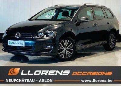 Volkswagen Golf Variant VII 1.6 CR TDi Allstar Break
