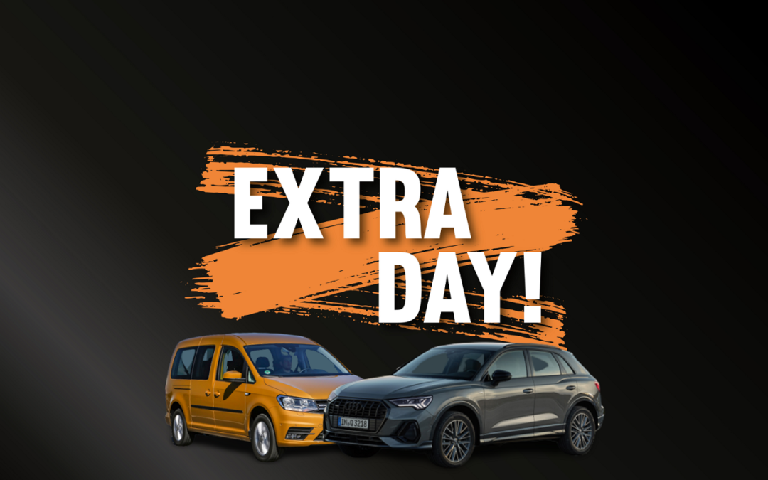 Action EXTRA DAY, EXTRA DISCOUNT