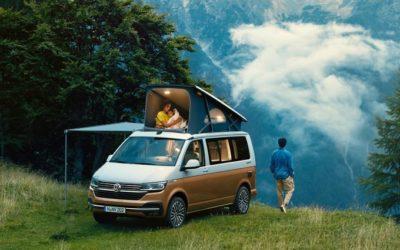 Le Volkswagen California