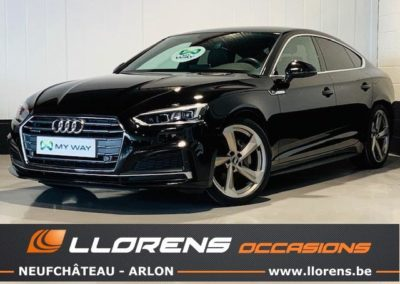 Audi A5 Sportback 2.0 TDi Quattro Sport S tronic 4/5-Portes