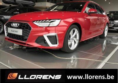 Audi A4 Avant 35 TDi S line S tronic Break