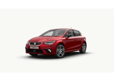 Seat Ibiza 5P/D 1.0 TSI FR Limited DSG 4/5-Portes