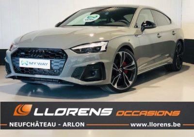 Audi A5 Sportback 40 TDi Q Business Ed. Edition One S tr. 4/5-Portes
