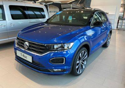 Volkswagen T-Roc 1.5 TSI ACT Elegance OPF DSG SUV