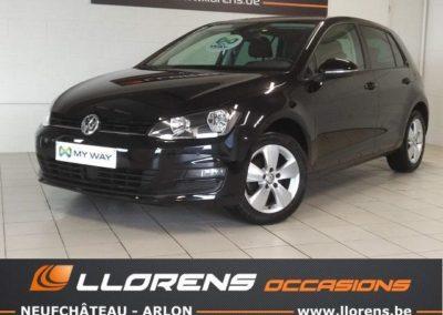 Volkswagen Golf VII 1.6 CR TDi Trendline 4/5-Portes