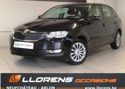 Skoda Rapid Spaceback 1.0 TSI Ambition (EU6.2) 4/5-Portes