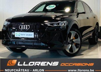 Audi E-tron Sportback 95 kWh 55 Quattro S line SUV
