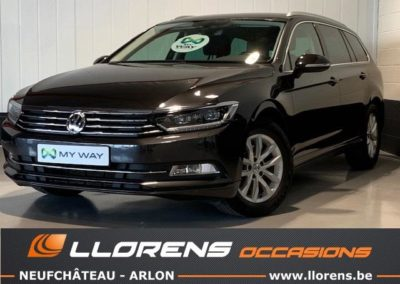 Volkswagen Passat Variant 1.6 CR TDi Comfortline Business Break