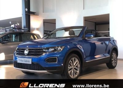 Volkswagen T-Roc Cabriolet 1.5 TSI ACT Style OPF DSG Soft-Top