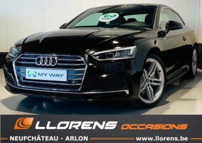 Audi A5 2.0 TDi Sport S tronic Coupé