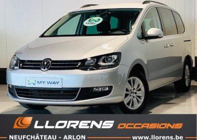 Volkswagen Sharan 2.0 TDi SCR Comfortline Monospace