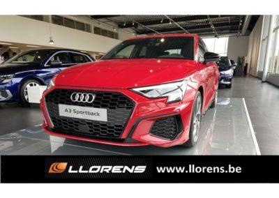 Audi A3 Sportback 35 TFSI S line 4/5-Portes