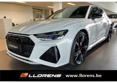 Audi RS6 Avant 4.0 V8 TFSI Quattro Tiptronic Break