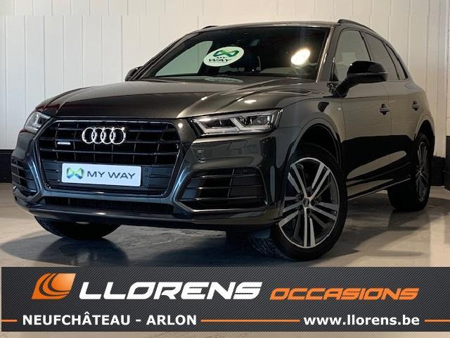 Audi Q5 2.0 TDi Quattro Sport S tronic SUV