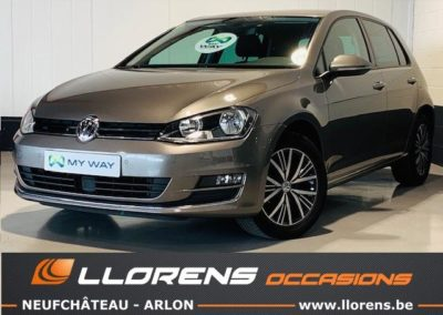 Volkswagen Golf VII 1.6 CR TDi Allstar 4/5-Portes