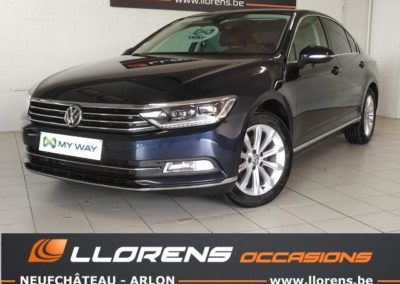 Volkswagen Passat 2.0 CR TDi Highline Berline