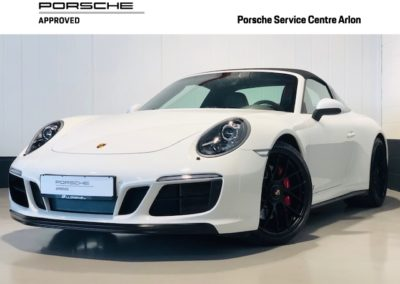 PORSCHE 911 TARGA 4 GTS 3.0 TURBO PDK
