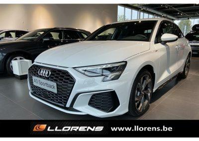 Audi A3 Sportback 35 TDi S line S tronic 4/5-Portes