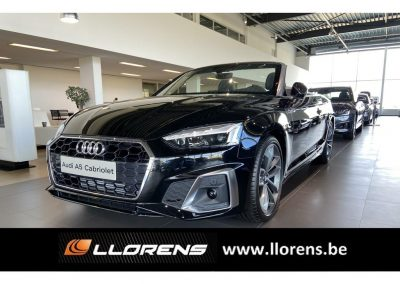 Audi A5 Cabriolet 40 TFSI S line OPF S tronic Cabriolet