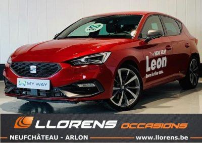 Seat Leon 1.5 TSI ACT FR Black Matt OPF 4/5-Portes
