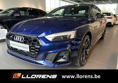 Audi A5 Sportback 40 TDi Q Business Edition S line S tr. 4/5-Portes