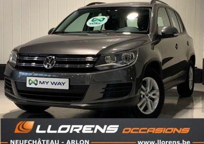 Volkswagen Tiguan 2.0 CR TDi Trend & Fun BMT SUV