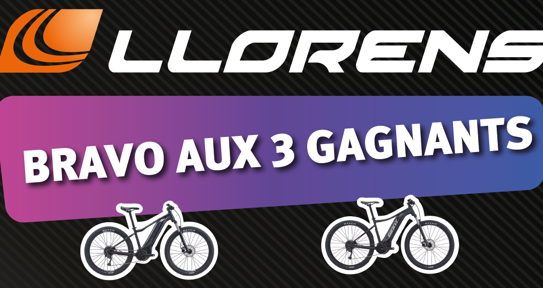 Concours ID.3 Gagnants