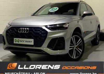 Audi Q5 40 TDi Q Business Ed. Edition One S tr. SUV