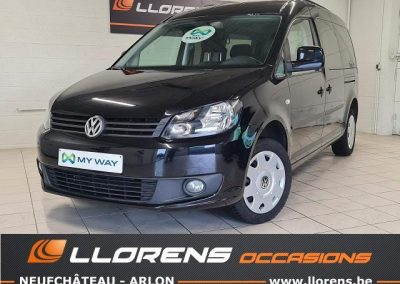 Volkswagen Caddy Maxi Life 2PLC 1.6 CR TDi Dark & Cool Monospace