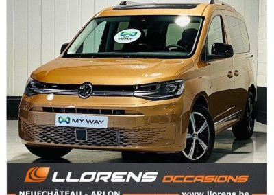 Volkswagen Caddy 2.0 TDi Style 5pl. Monospace