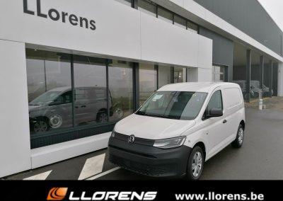 Volkswagen Caddy Van 2.0 TDi Utilitaire