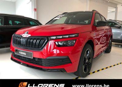 Skoda Kamiq 1.0 TSI Monte Carlo DSG SUV