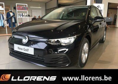 Volkswagen Golf VIII 1.0 eTSI Life OPF DSG 4/5-Portes