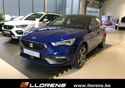 Seat Leon 1.5 eTSI MHEV FR DSG (EU6AP) 4/5-Portes