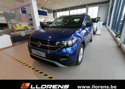 Volkswagen T-Cross 1.0 TSI Life OPF SUV