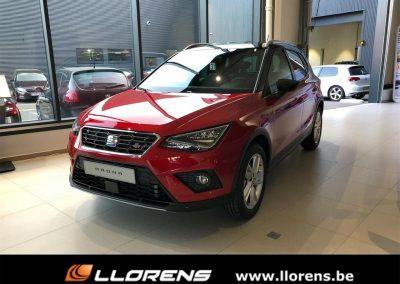Seat Arona 1.0 TSI FR (EU6AP) SUV