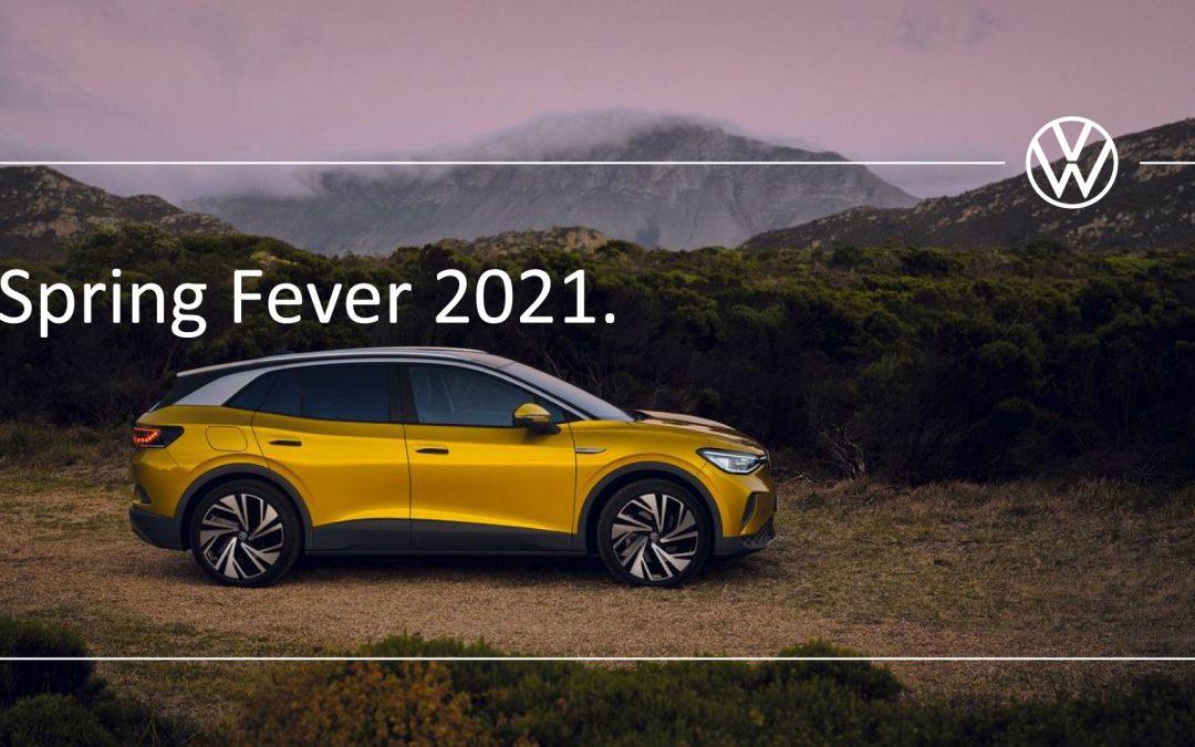 Volkswagen Spring Fever 2021