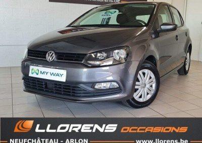 Volkswagen Polo 1.4 CR TDi Trendline BMT 4/5-Portes